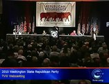 Clint Didier for U.S. Senate speaks at Washington State Republican Convention