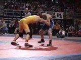 2008 ND State Wrestling 135 lbs. Finals Match
