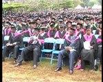 Koffi Annan,Kibaki and Raila Honored