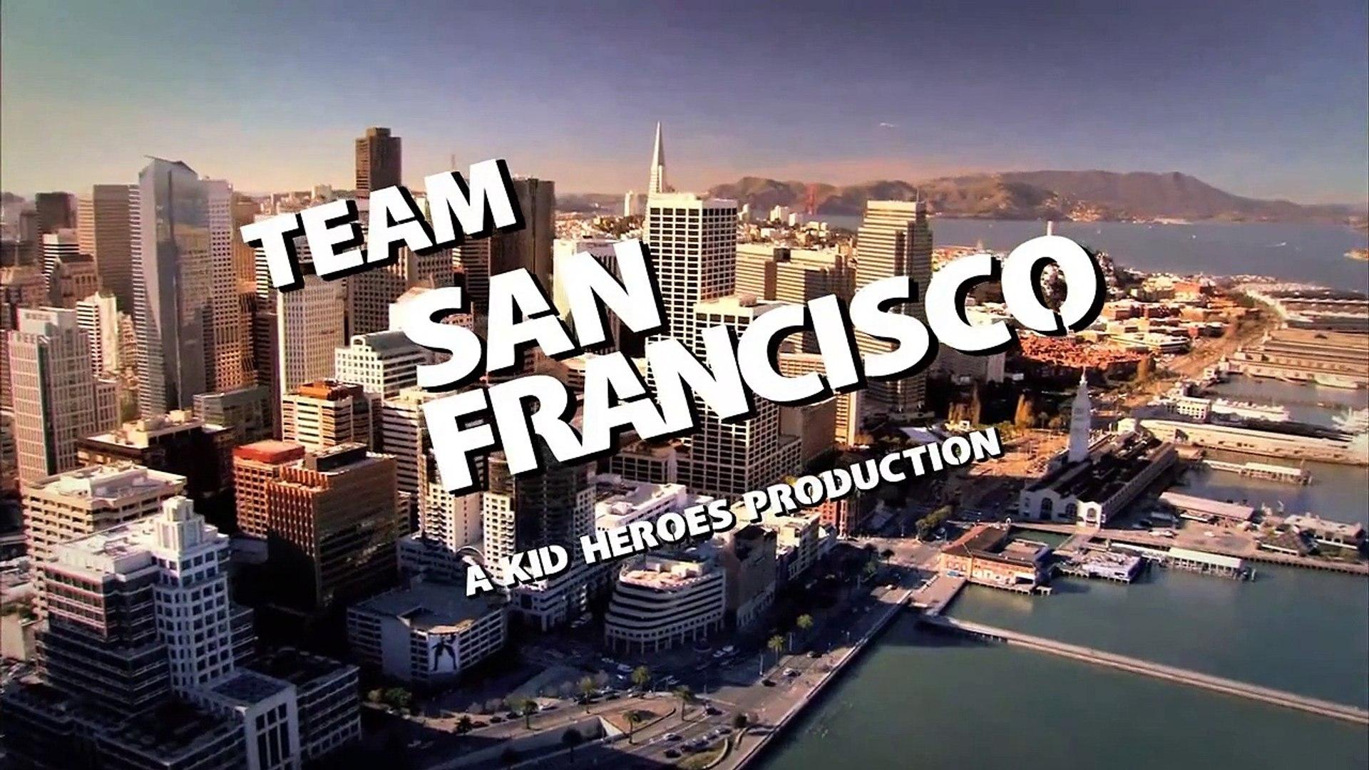 Ford Fiesta Movement Team San Francisco