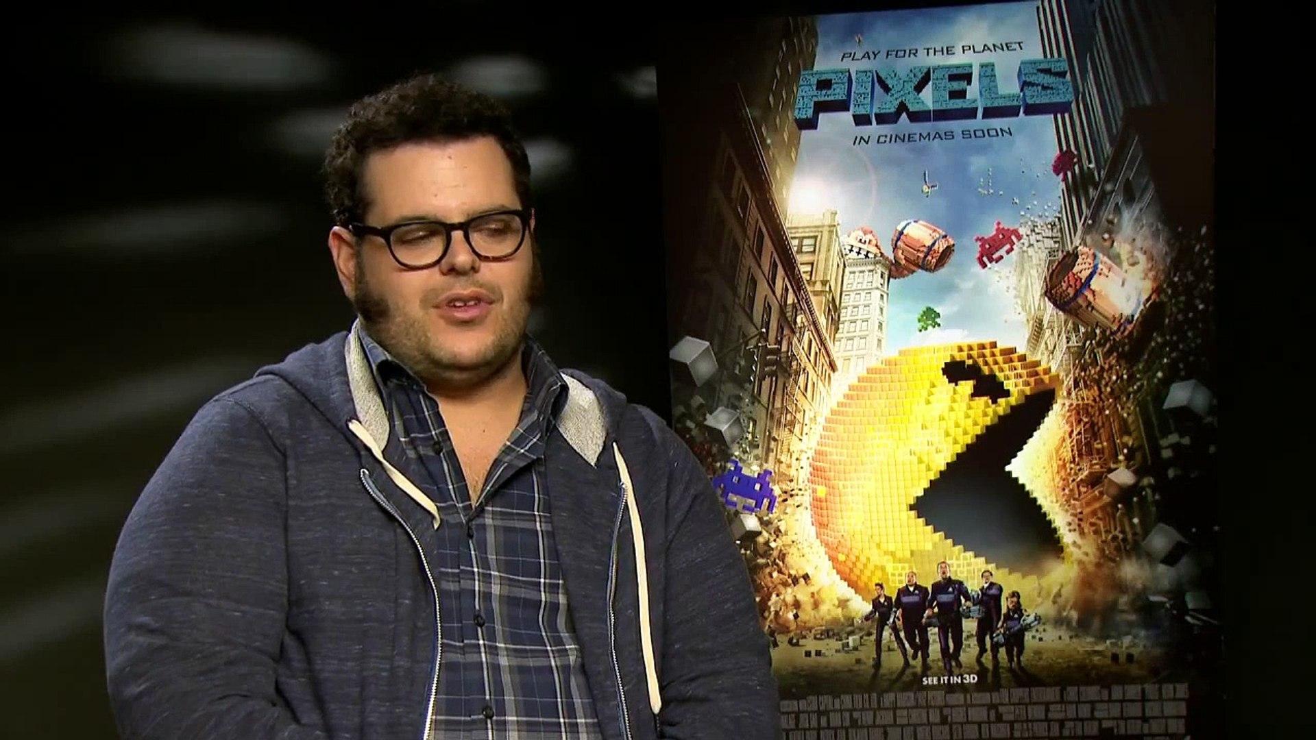Pixels star Josh Gad does impressions of Jack Nicholson playing CoD