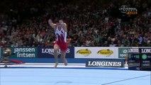 Kenzo Shirai becomes Floor Champ - Universal Sports
