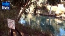 Israël va nettoyer la rivière du Jourdain