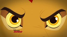 The Lion King is Back! - The Lion Guard  official FIRST LOOK clip Return of the Roar (2015 2016)