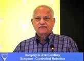 Robotic Surgery in India: Dr. Prathap C. Reddy