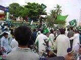 Azadi Celebrations In Gulshan-e-Hadeed (Naray)
