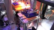Solar Cell Tabber Stringer Machine - FULL CELL
