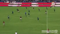 Edin Dzeko 1-0 Amazing Goal - AS Roma v. Sevilla - Friendly 14.08.2015 HD