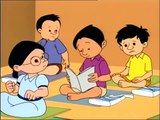 Meena Cartoon English (spot): How Monty wants to learn
