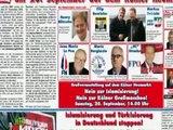 extra3 NNN Spezial Neuste Nationale Nachrichten  Die Stoppt Islam Kundgebung