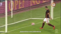 3-0 Edin Dzeko Second Fantastic Goal HD _ AS Roma v. Sevilla - Friendly 14.08.2015 HD