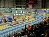 Rens Blom NK indoor 2005