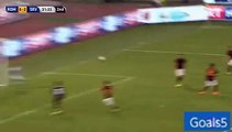 Reyes Goal AS Roma 6 - 2 Sevilla Friendly Match 14-8-2015