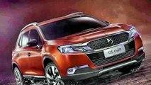 NEW!!! 2015 Citroën DS 6WR channels Wild Rubis into Beijing
