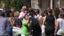 Cuenca despide a Laura y Marina mientras su presunto asesino se declara inocente