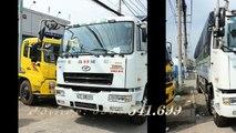 Xe tải hino 17t9|Xe tải Camc Hino 17t9|Xe tải Hino 4 chân 17t9
