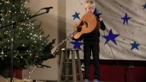 O Holy Night by 11 yr old Carson Lueders
