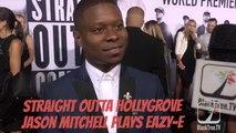 Straight Outta Compton - Jason Mitchell Plays N.W.A. member Eazy-E