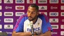 Basket - Bleus : Diaw «Pas un match parfait»