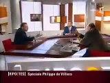Tariq Ramadan und Philippe de Villiers - Teil 2 - DEUTSCHE UNTERTITEL - Islam in Frankreich / Europa