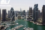 Full Marina View 1 bedroom fully furnished in Torch Tower - mlsae.com