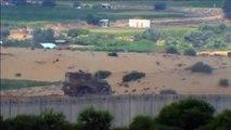 Merkava Tanks attack Hamas | Hamas has reported the destruction of 44 Israeli tanks