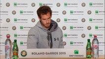 Roland Garros - Murray, preparado para enfrentarse a Kyrgios