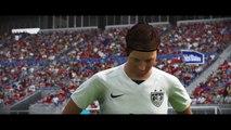 FIFA 16 - Équipes féminines nationales