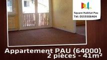 A vendre - Appartement - PAU (64000) - 2 pièces - 41m²