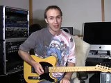 Blues Lead Guitar: Dorian Licks #19of20 (Guitar Lesson BL-029) How to play