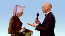 Tim's Retro Red Carpet - Tim Gunn interviews Ma Ingalls from Little House on the Prairie