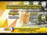 Meralco power rate hike soars