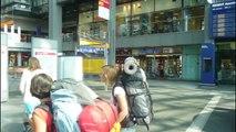 {B*} - Berlin Hauptbahnhof (inside) - Berlin Central Station - Berlin Mitte