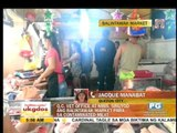 Bad meat seized in Balintawak market