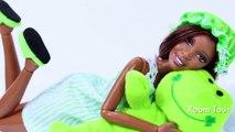 Room Tour : Doll Hair Salon - Doll Crafts