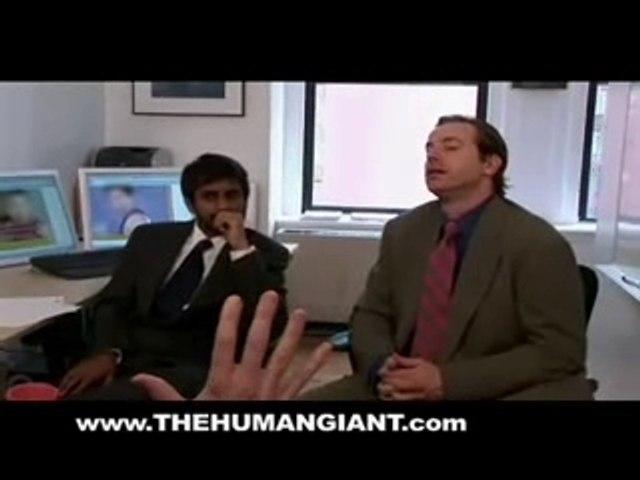 MTV Human Giant: Shutterbugs Leak