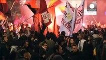 Şili'de öğrencilerin parasız eğitim 'isyanı' devam ediyor