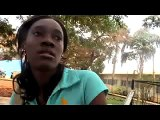 Talking to Students in Luanda, Angola
