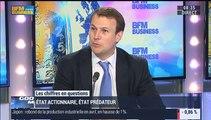"""Jean-Charles Simon: """"L'Etat est un actionnaire un peu abusif et très gourmand"""" - 29/05"""