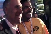 Republican Sen. Jon Kyl Avoids Brad Blog Questions at Democratic Convention