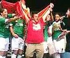 Marokko Wereldkampioen /WK Amsterdam\