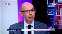 "Karine Berger/Primaires PS :""François Hollande, est le candidat plus que naturel"""