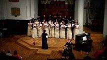 Vois sur ton chemin - Bruno Coulais /mixed choir Decoro, Latvia