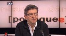 PolitiqueS : Jean-Luc Mélenchon, député européen et fondateur du Parti de Gauche