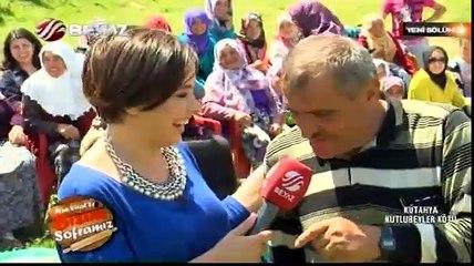 Nur Viral ile Bizim Soframız 29.05.2015 Kütahya/Kutlubeyler Köyü