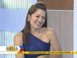 Alice Dixson recalls classic 'I can feel it' commercial