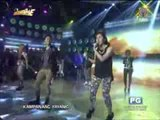 """Songbees of """"The Singing Bee"""" perform live on""""It's Showtime"""""""