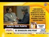 Punto por Punto: SC binasura and PDAF