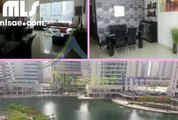 Ready to Move in   1 Bedroom Fully furnished   Low floor Full Lake view   V3 Tower jumeirah Lake tower - mlsae.com