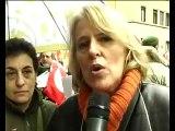 Donne per una difesa del lavoro delle donne: presidio davanti alla Prefettura di Milano